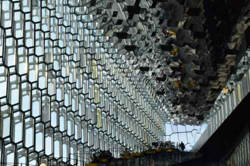 Harpa Concert Hall Reykjavik lostlara.com