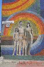 Dnipro Soviet Mosaics lostlara.com