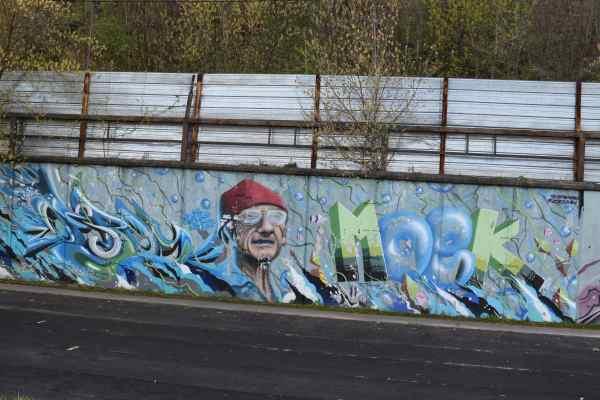 Street Art Dnipro lostlara.com