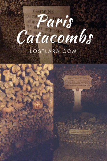 Catacombs of Paris lostlara.com