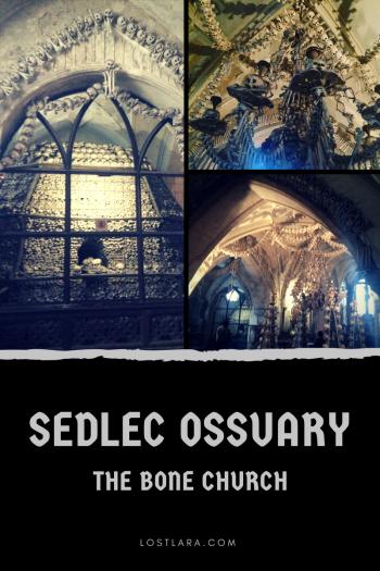 Sedlec Ossuary lostlara.com