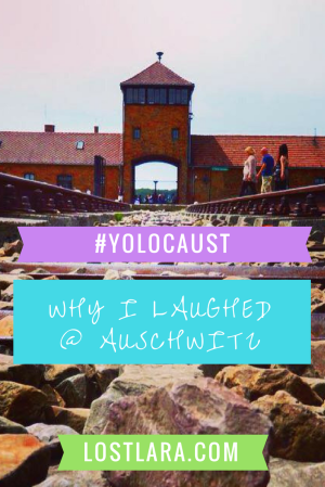 Yolocaust: Why I laughed at Auschwitz lostlara.com