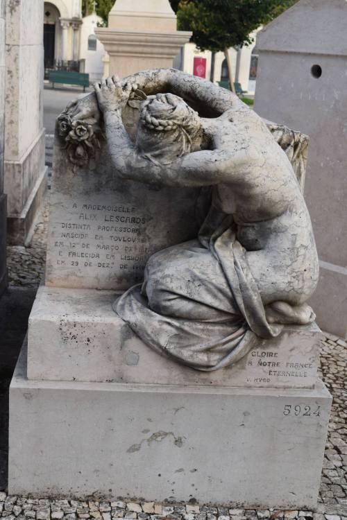 Cemeterio Dos Prazeres lostlara.com