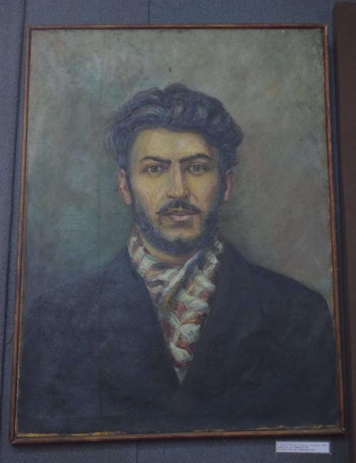 Stalin in Georgia lostlara.com
